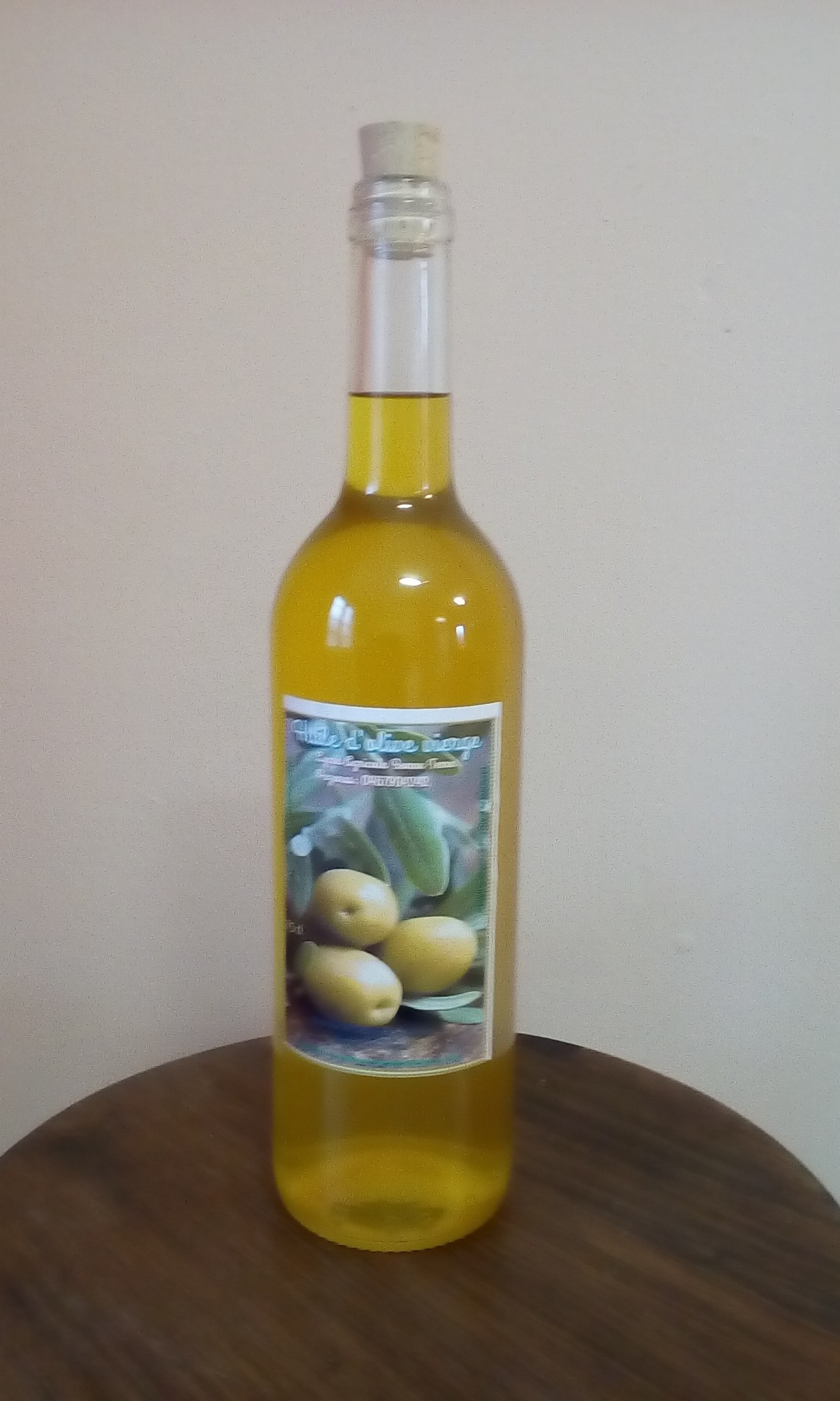 Huile d'olive vierge de Bonne Terre